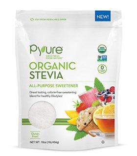 Pyure Organic Stevia All-Purpose Sweetener, 16 Ounce