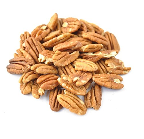Anna and Sarah Organics Whole Organic Raw Pecan Halves 2.5 Lbs