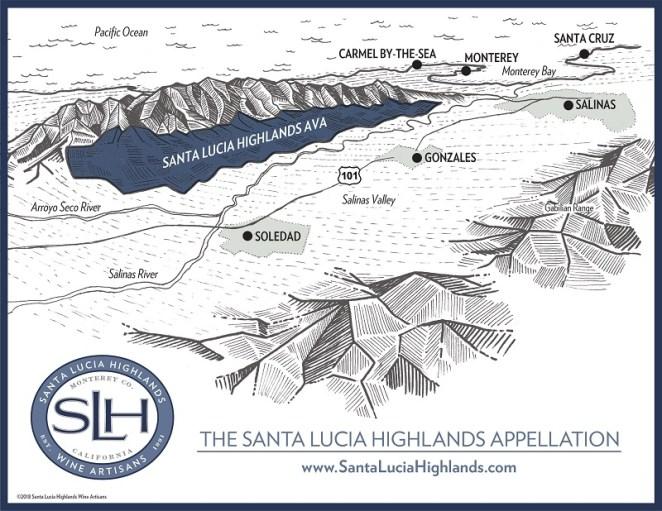 SLH map