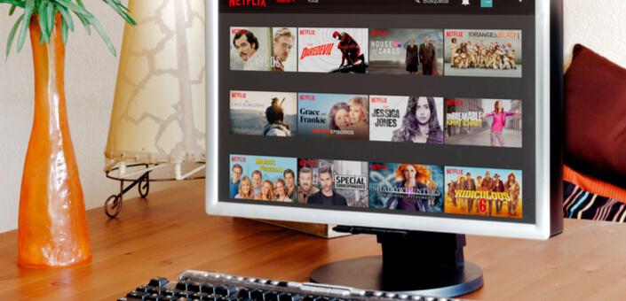Amerikaanse Netflix door VPN