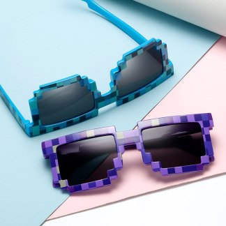 Mosaic Pixellated Sunglasses