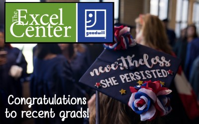 Congratulations Excel Center Grads!