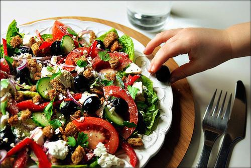 gresk mat