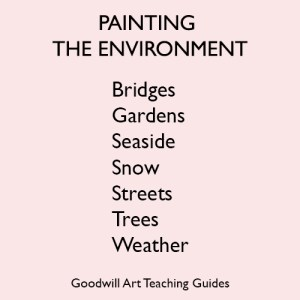 Painting the Environment