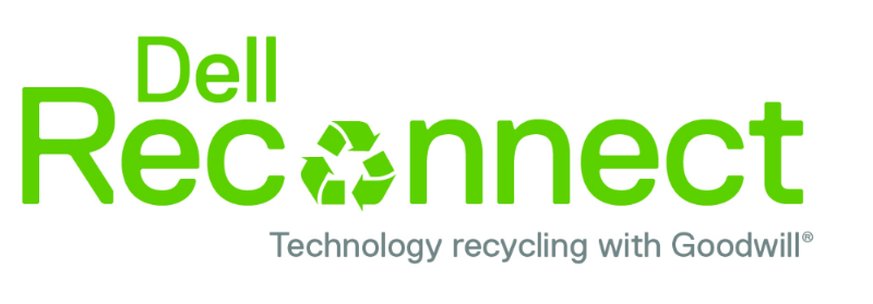 dell electronic recycling partnership logo