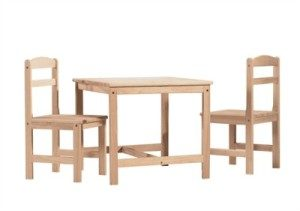 Solid Wood Kids Furniture Goodwood Furniture Unfinished
