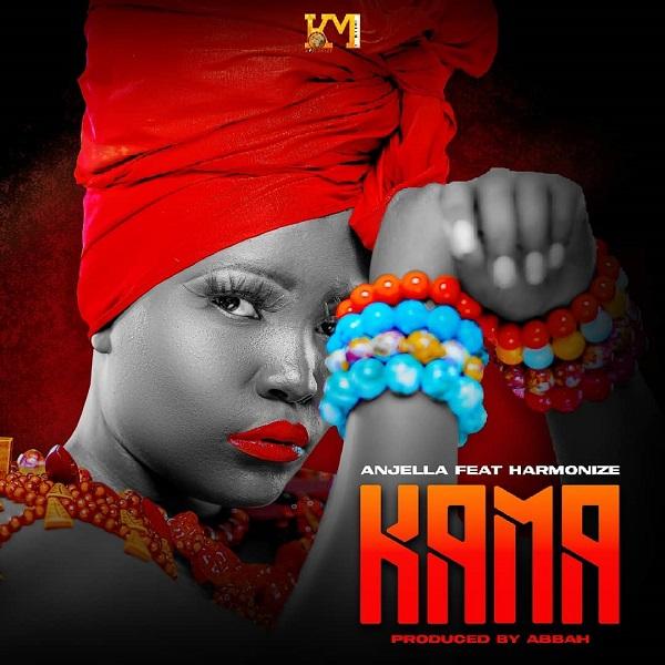 Anjella ft. Harmonize – Kama