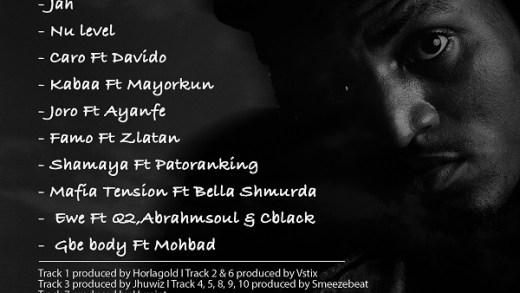 """Idowest to Release """"Mafia Culture, Vol. 2"""" with Davido, Bella Smurda, Mayorkun; See Tracklist"""