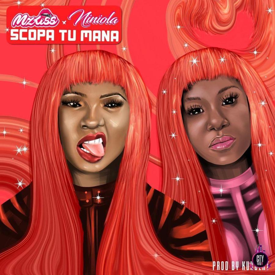 Mz Kiss ft. Niniola – Scopa Tu Mana