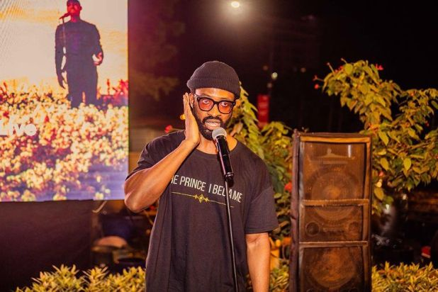 "Waje, Timi Dakolo, Johnny Drille spotted at Ric Hassani's ""The Prince I Became"" Album viewing party"