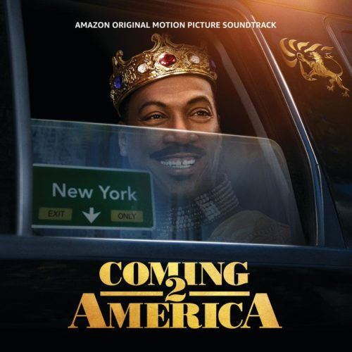 "Full Soundtrack of ""Coming 2 America"" featuring Tekno, Burna Boy, Tiwa Savage, & Davido 