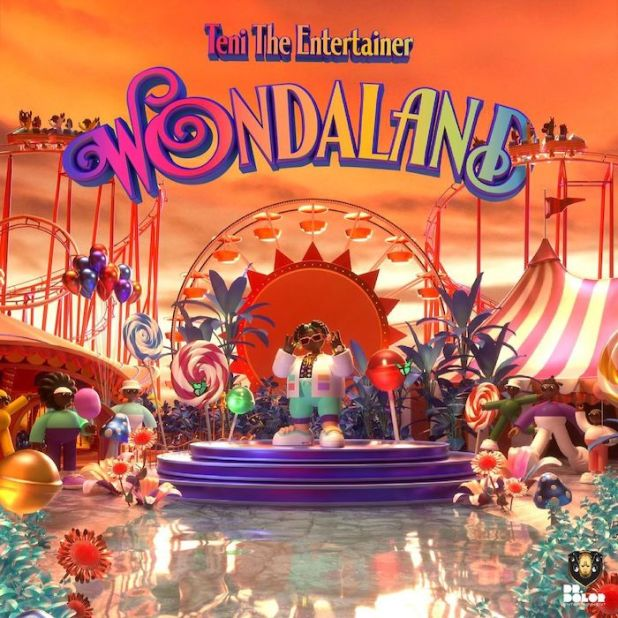 Teni Unveils The Official Track-list For Her Debut Album, 'WONDALAND'