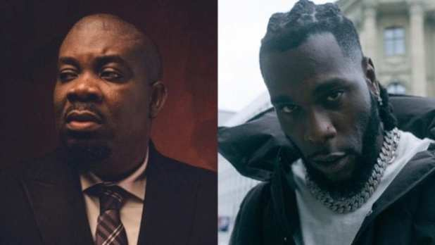 Don Jazzy And Burna Boy Are Working On New Music  WATCH