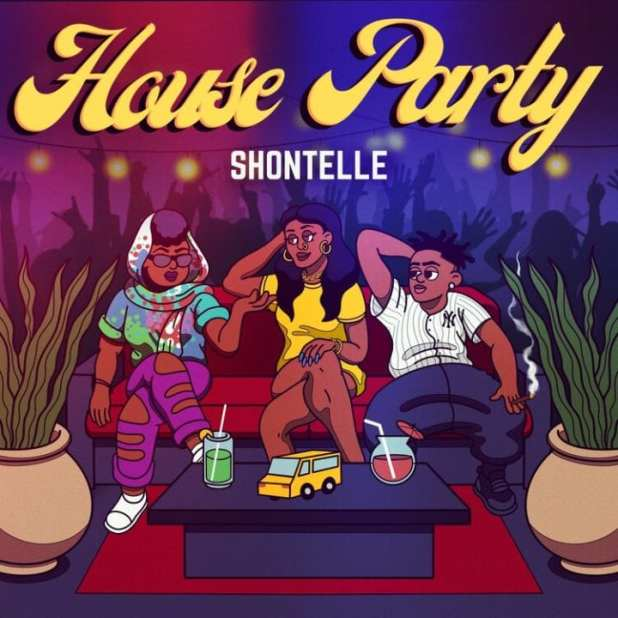 Shontelle ft. Dunnie - House Party