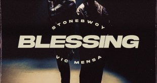 Stonebwoy ft. Vic Mensa – Blessing