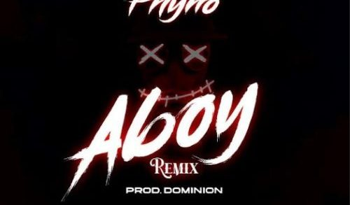 Deejay J Masta ft. Phyno – Aboy (Remix)