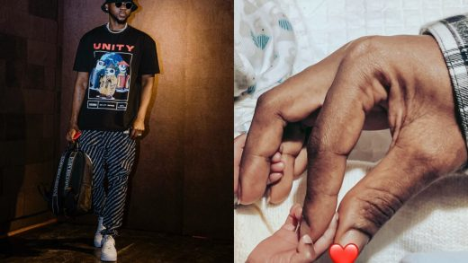 Congrats! Kizz Daniel is now a father of Twins