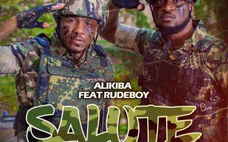 Alikiba ft. Rudeboy - Salute  download