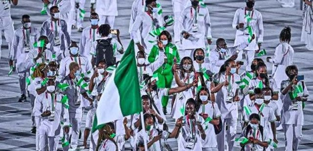How 10 Nigerian Athletes Got Banned From Tokyo Olympics