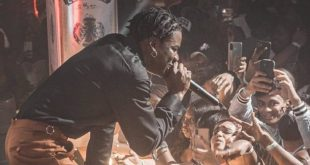 Rema Thrilled Fans with His Raving Performance at Industry Nite
