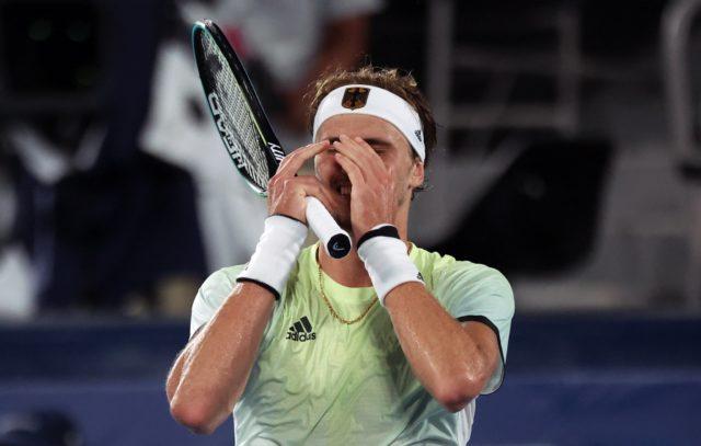 Alexander Zverev Wins Gold in Tennis in Tokyo Olympics