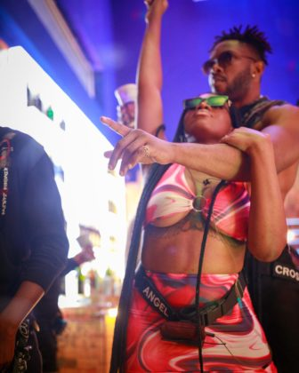 See Crazy Pictures from BBNaija First Saturday Night Party