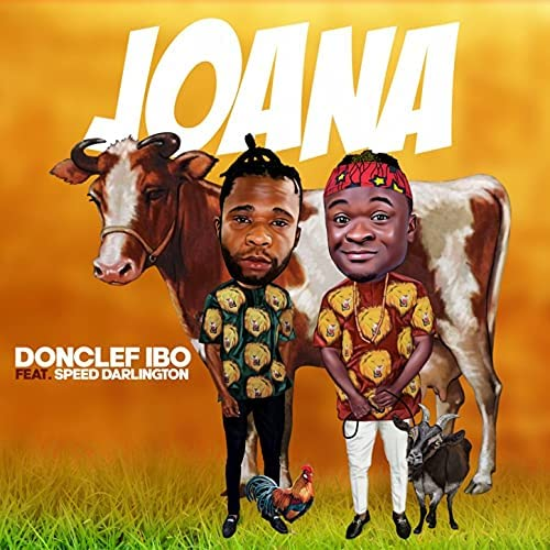 Donclef ft Speed Darlington - Joana download