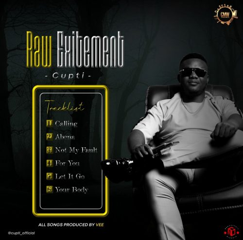 Cupti – Raw Excitement (EP) download