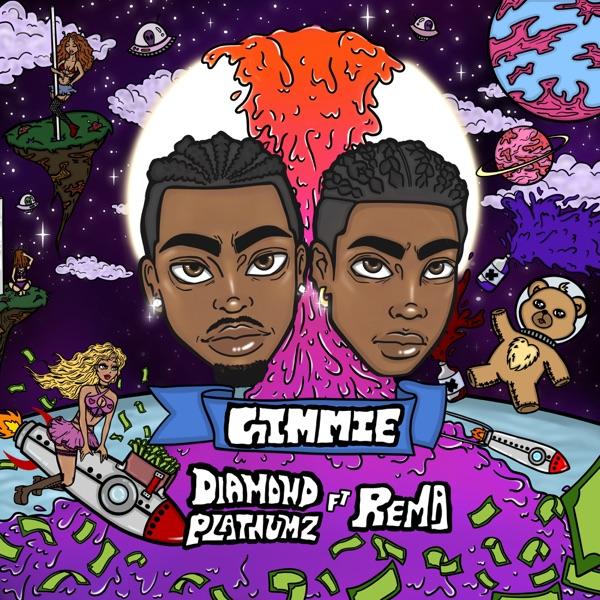 Diamond Platnumz ft. Rema - Gimmie Lyrics download