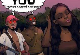 """download Fiokee ft. Chike & Gyakie - """"Follow You"""""""