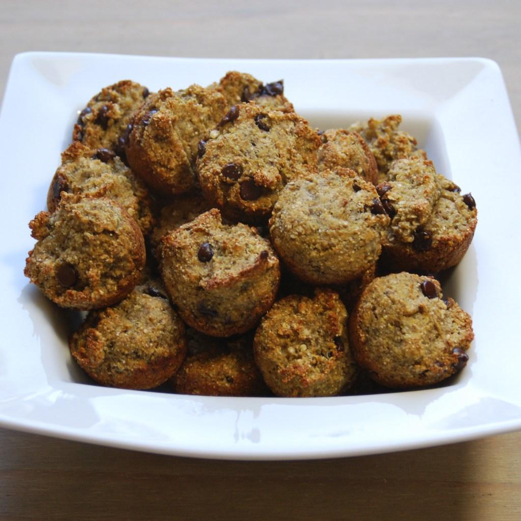 Gluten-Free Mini Farmhouse Muffins