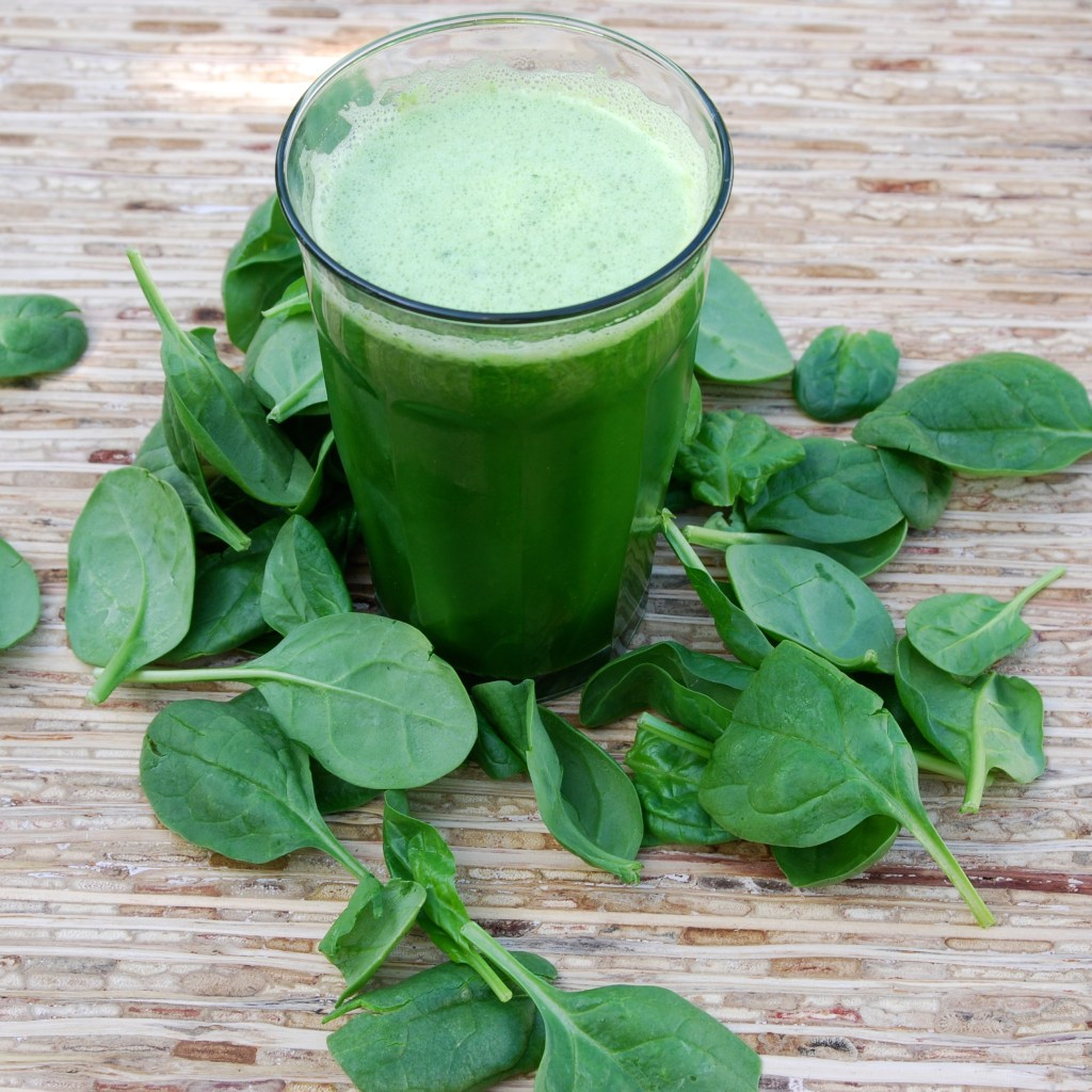 Spinach Pineapple Cleanser