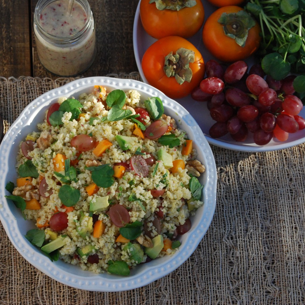 Fall Millet Salad