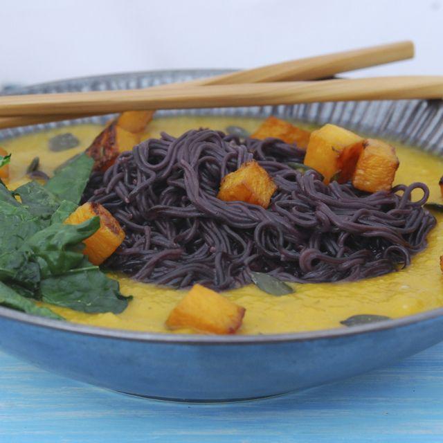 Forbidden Rice Ramen Bowl