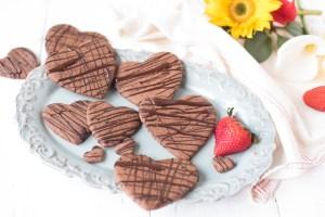 Gluten Free Love Cookies