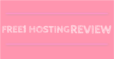 1FreeHosting Review