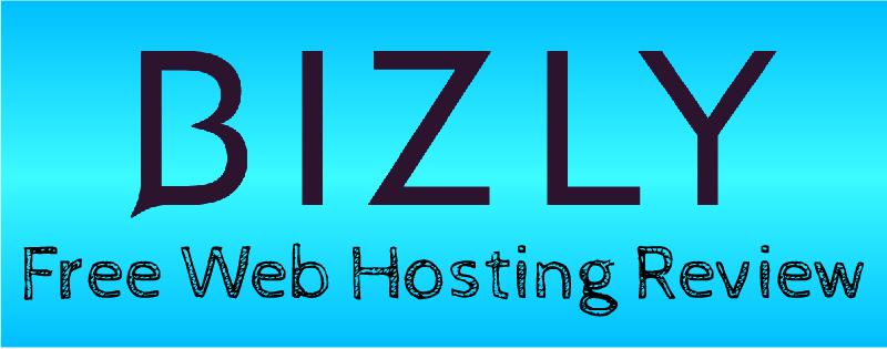 Biz.ly Free Website Hosting Review
