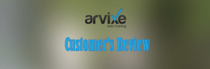arvixe hosting reeview