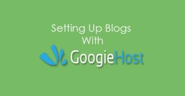 Blog Setup With Free Hosting