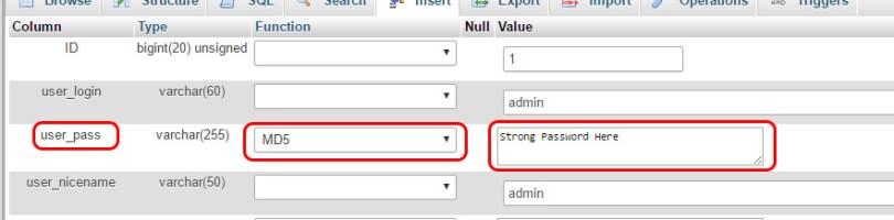 Database Step 4