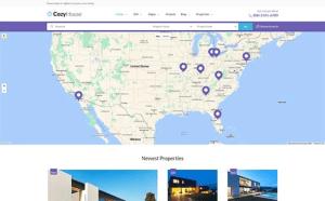 WordPress Real Estate Cozy House Theme