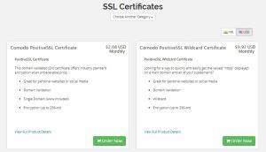 https SSL certificate
