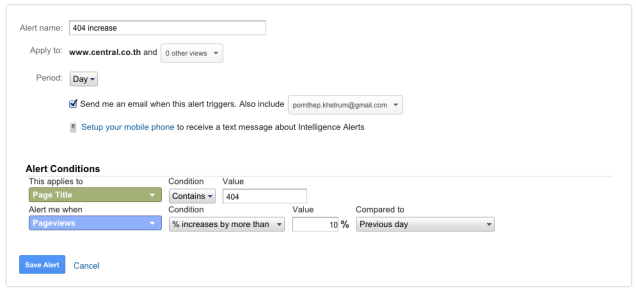 setup-Alert-google-analytics