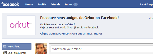Ver fotos dos amigos no orkut 13