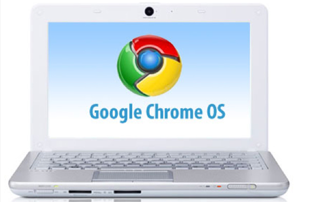 Google Chrome OS: sistema operacional do Google para Netbooks