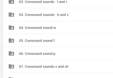 Perfect English Pronunciation Practice