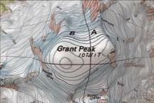 Grant Peak USA 9 9 1