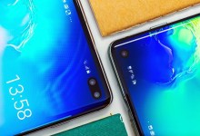 Samsung Galaxy S10 users reported front camera using cropped mode in third-party apps