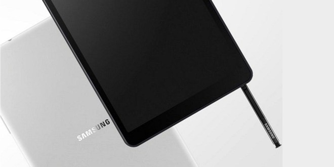 Samsung Galaxy Tab A Plus (2019) with S Pen