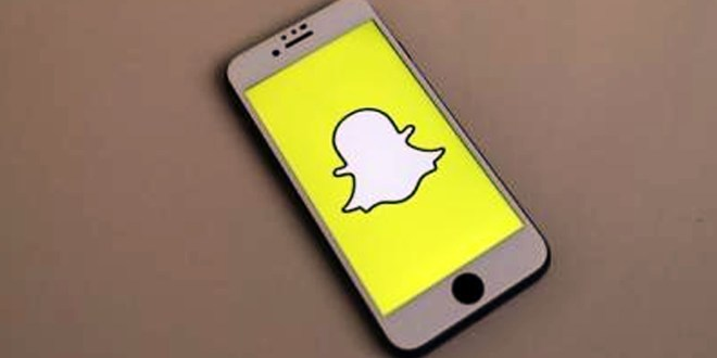 The status feature of Snapchat lets your friends know what you're doing